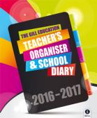 Teacher's Organiser and School Diary 2016-2017