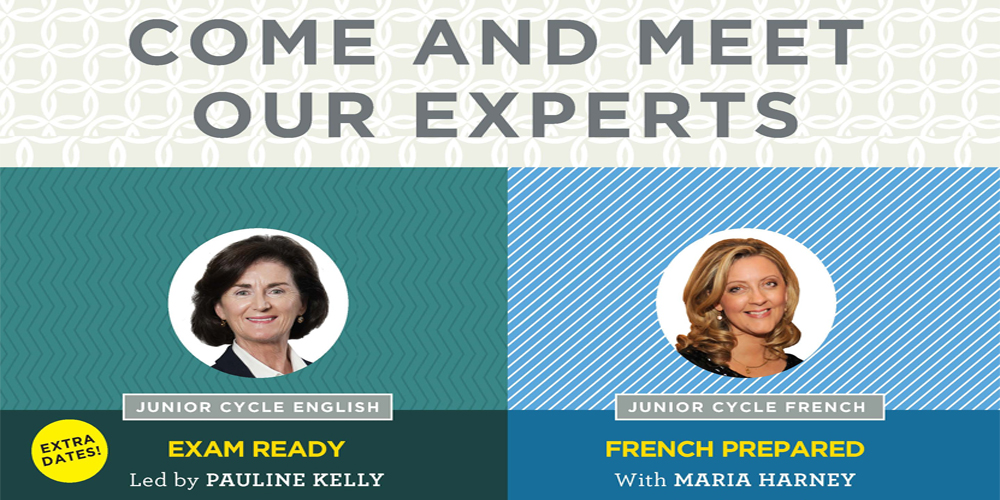 Meet Our Junior Cert English and Leaving Cert French Experts