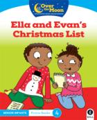 OVER THE MOON Ella and Evan's Christmas List
