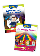 OVER THE MOON 1st Class Reader Pack